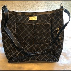 Roots Canada Laptop Tote- Like new!!